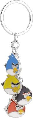 Bajya Angry Birds Key Chain