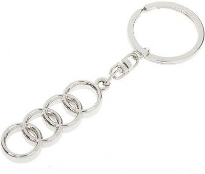 Onlinemart Audilong Metallic Key Chain