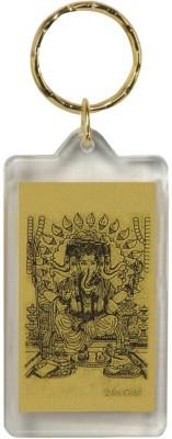 ShagunForU PANCHMUKHI GANESHA Key Chain