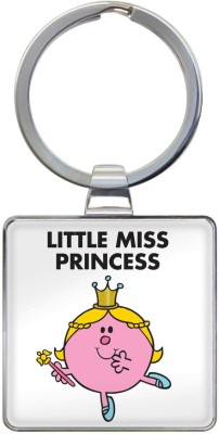 That Company called If Little Miss Princess Keyring Key Chain