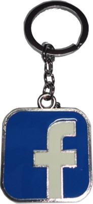 Singh Xpress Metal Facebook Key Chain