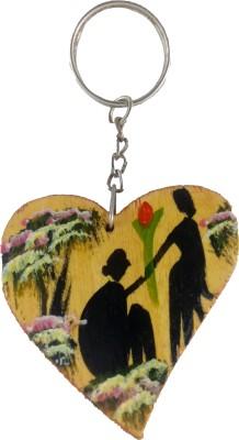 NatureChains Heart4 Key Chain