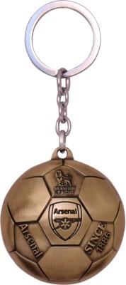 Zeroza Arsenal Football Shape With Bottle Opener FC15 Key Chain