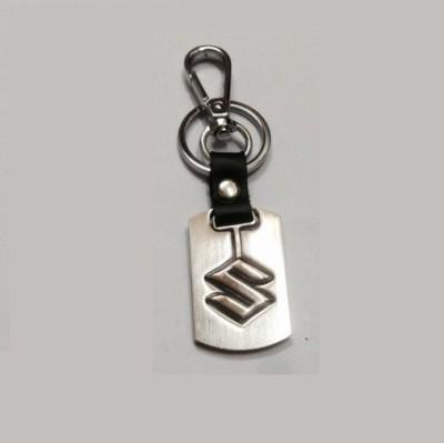 Abzr Maruti Suzuki Detachable Locking Key Chain Key Chain