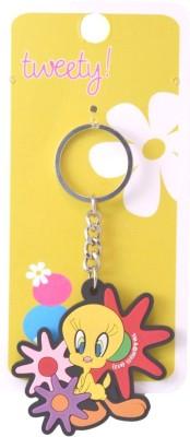 Warner Bros WB Tweety Floral R 248 Key Chain