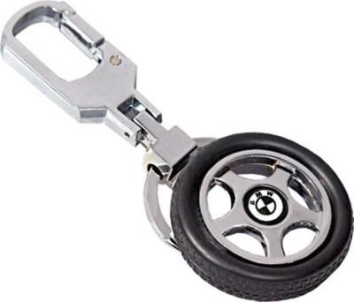 Amor BMW Tyre Rotary Wheel Key Chain Locking Key Chain