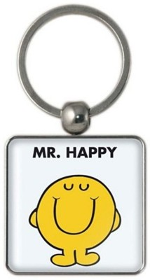 That Company called If MR. HAPPY KEYRING Key Chain