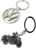 Alexus Volkswagon And Bike Key Chain (Si...