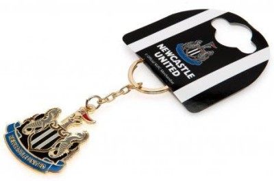 Newcastle United F.C. Keyring Key Chain