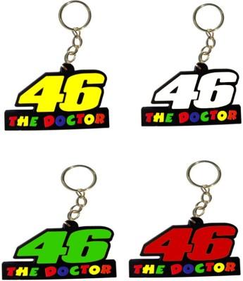 Bike N Wear Doctor46 Key Chain