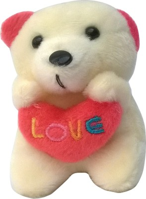 Brndey Cute Pink Teddy bear Keychain Key Chain