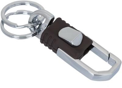 Gadge Press Button Hook Keychain Carabiner