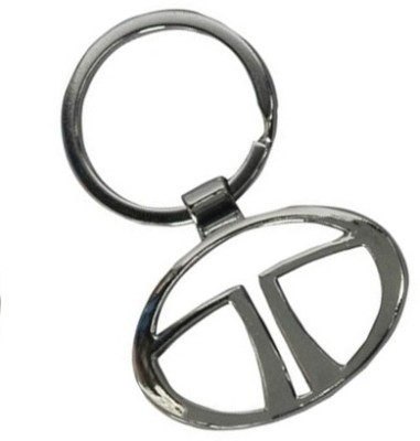 TAG3 Tata Car Metal Logo Key Chain