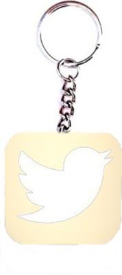 Thump Twitter Key Chain