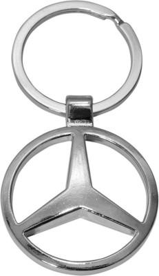 AMR MERCEDES METAL LOGO Key Chain