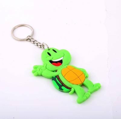 KGB Turtle Locking Key Chain