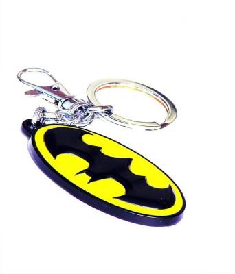 Homeproducts4u Batman Silicon Shape Key Chain-2 Key Chain