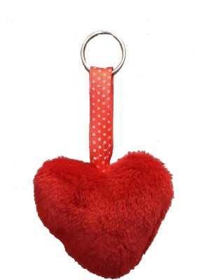 Apex Heart Shape Key Chain Locking Key Chain