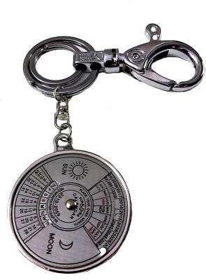 FCS Lucky Calender Locking Key Chain
