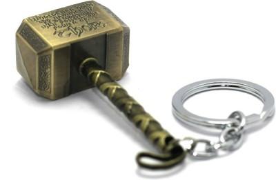 mapple Thor bronzermetal.jpeg Key Chain