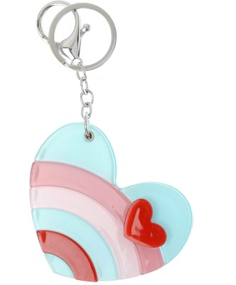 Kairos Heart Mirror B Key Chain