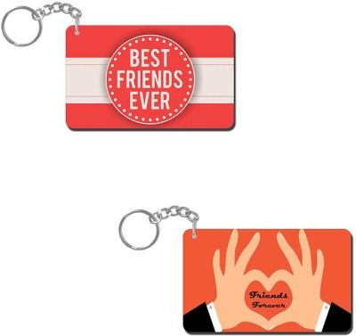 Lovely Collection Best Friends Ever Key Chain