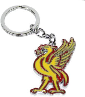 Aura Liverpool Football Club Full Metal Imported Locking Key Chain