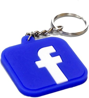 ABZR ABZR FACEBOOK Key Chain