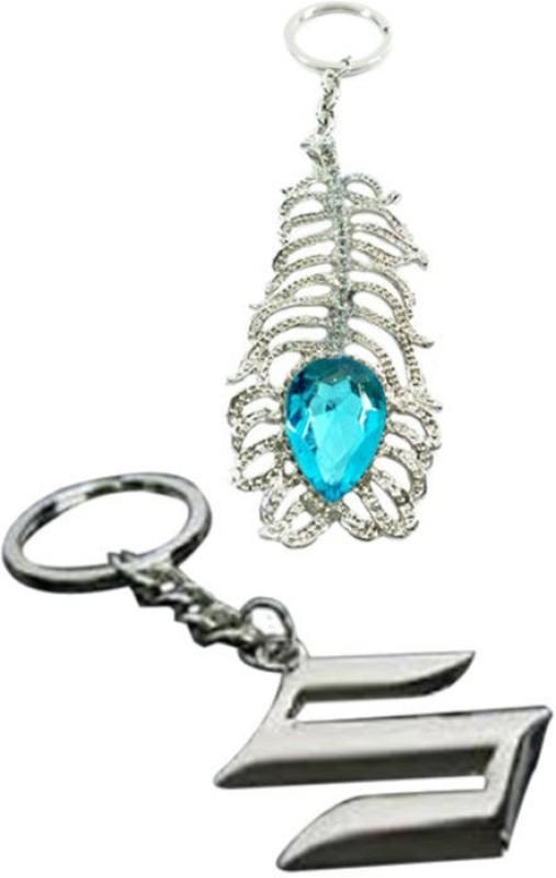 Alexus Oh My God And Suzuki Key Chain