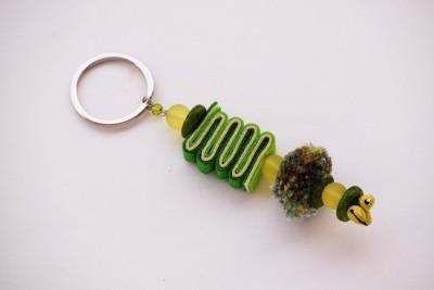 kanhai Caterpillar Keychain Key Chain