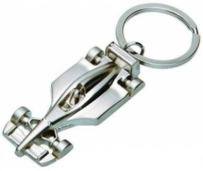 Madhuraj Ferrari Car Shaped Key Chain