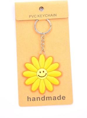 Shrisay Ventures Sunflower Pack Of 2 Key Chain