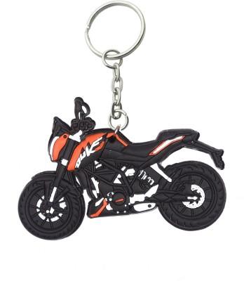Confident KTM bike Non metal Key Chain