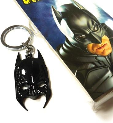 Prime Traders Batman Face Mask Metal Locking Key Chain