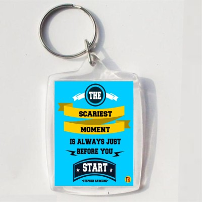 Thoughtroad GET STARTED Key Chain