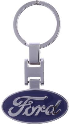 Confident Fird Logo Metall Key Chain