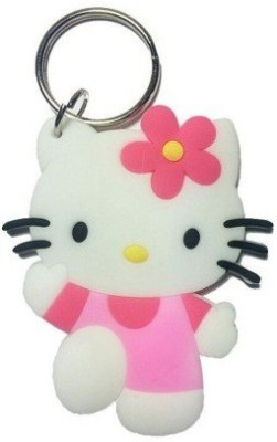 Abzr Abzr Sweet Kitty Keychain Key Chain