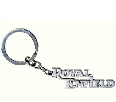 Indiashopers Royal Enfield Full Metal Key Chain