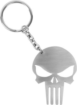 Castor Punisher Keychain Locking Key Chain