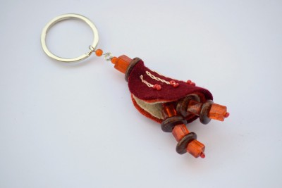 kanhai Chrysalis Keychain Key Chain