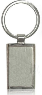 Turning Heads Set Of 2 Metal Keychain-501 Key Chain