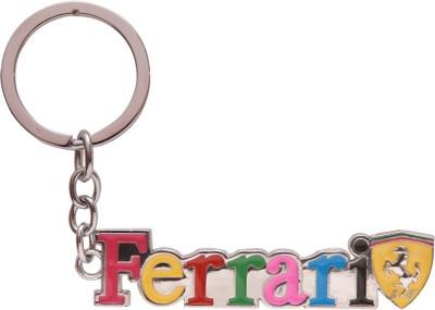 PARRK Ferrari multi color Key Chain