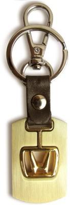 Indiashopers New High Alloy Honda Locking Key Chain