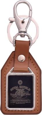 Oyedeal KYCN1143 RE Made Like A Gun Locking Key Chain