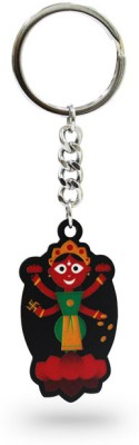 Mad(e) in India Laxmi Key Chain