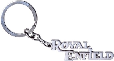 Turban Toys ROYAL ENFIELD Locking Metal Locking Key Chain Locking Key Chain