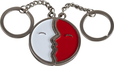 Forty Creek Couples With Red & White Key Chain