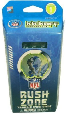 NFL RUSH ZONE Trading Starter Box
