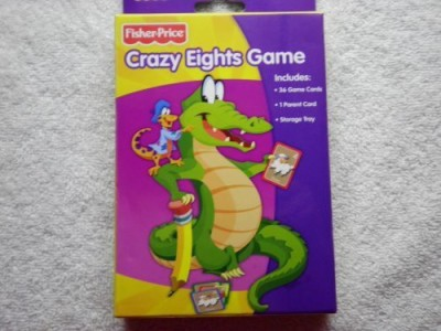 Fisher-Price Crazy Eights