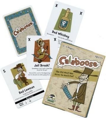 Live Oak Games Calaboose